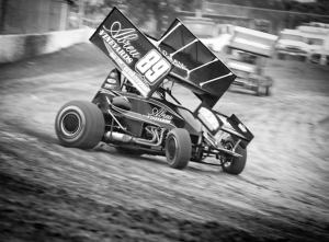 Rico Abreu at the Ocean Speedway in Watsonville, CA