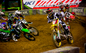 Ryan Dungey looks Second Supercross Title