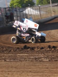 Andy Gregg Races Ocean Speedway Watsonville, CA