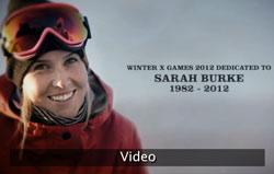 Sarah-Burke